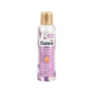 Balea Mousse To Oil Bodyschaum