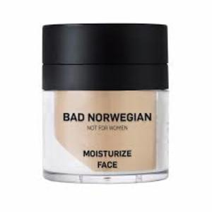 Bad Norwegian Moisturize Face
