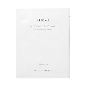 Keeome Hydration Therapy Sheet Mask
