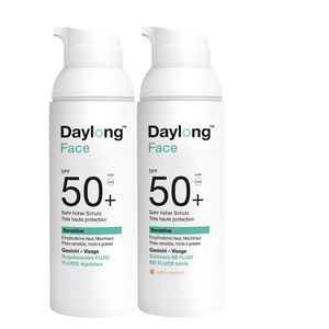 Daylong Sensitive Face Fluid Spf 50+
