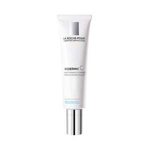 La Roche-Posay Redermic C Dry Skin With Vitamin C - Anti-Wrinkle Face Moisturizer