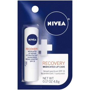 Nivea A Kiss Of Recovery Medicated Lip Protectant Spf 15