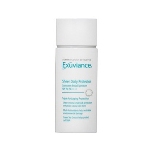 Exuviance By Neostrata Exuviance Sheer Daily Protector Sunscreen Broad Spectrum Spf 50 Pa++++