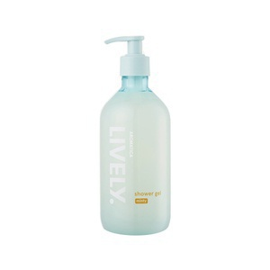 Aromatica Lively Shower Gel, Minty