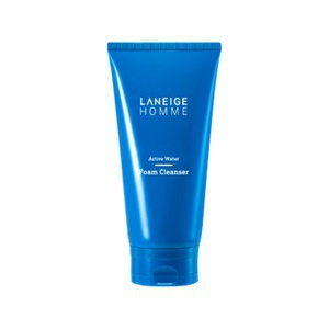 Laneige Active Water Foam Cleanser