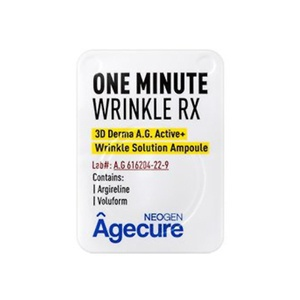 Neogen Agecure One Minute Wrinkle Rx