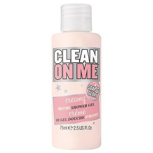 Boots Soap & Glory Clean On Me Creamy Moisture Shower Gel