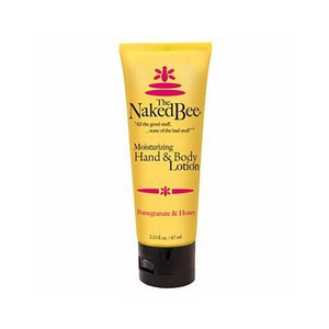 The Naked Bee Moisturizing Hand And Body Lotion Pomegranate And Honey