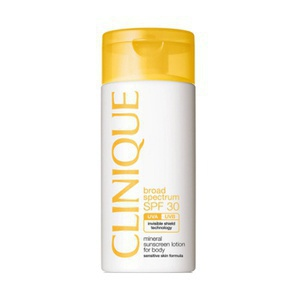 Clinique Mineral Sunscreen Lotion For Body Broad Spectrum Spf 30
