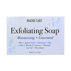Madre Labs Exfoliating Soap Bar - Unscented