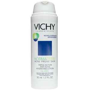 Vichy Normaderm Triple Action Anti-Acne Hydrating Lotion