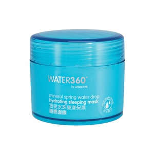 Water 360 By Watsons Spring Hydrating Mask