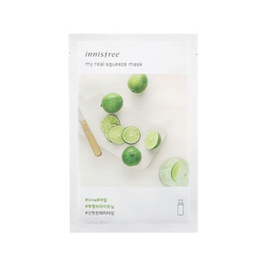 Innisfree My Real Squeeze Mask (Lime)