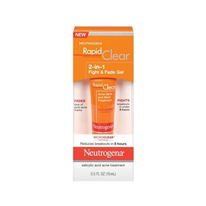 Neutrogena Rapid Clear 2-In-1 Fight & Fade Gel (Canadian Version)