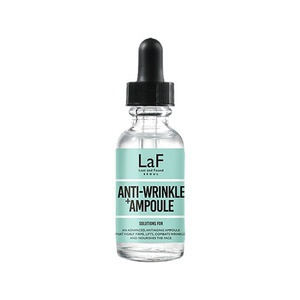 Laf (Lost And Found) Anti-Wrinkle Ampoule