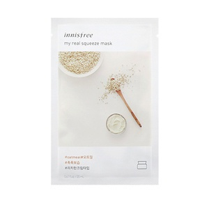 Innisfree My Real Squeeze Mask (Oatmeal)