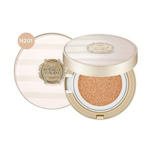 The Face Shop Anti-Darkening Cushion N201 (Miracle Finish)