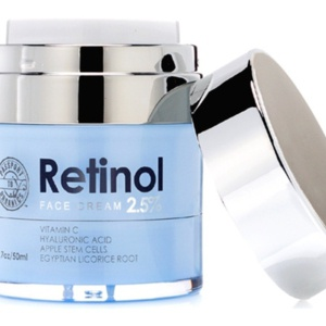 Passport To Organics Retinol 2.5% High Potency Anti-Aging Cream