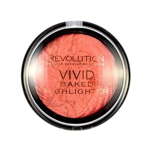 Revolution Beauty Vivid Baked Highlighter In Rose Gold Lights