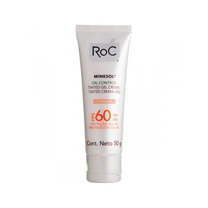 Roc Minesol Oil Control Fps60 Tinted