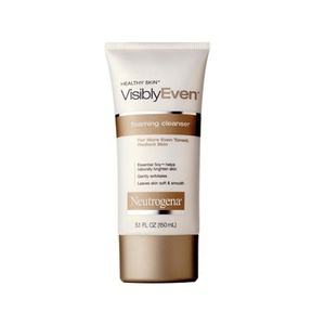 Neutrogena Healthy Skin Visibly Even Foaming Cleanser
