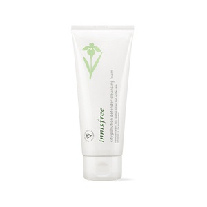 Innisfree City Pollution Defender Cleansing Foam