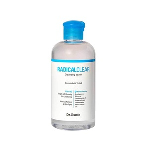 Dr. Oracle Radical Clear Cleansing Water