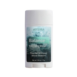 Doterra Natural Deodorant With Doterra Balance