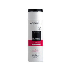 Novexpert Micellar Water With Hyaluronic Acid