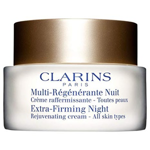 Clarins Extra-Firming Night Rejuvenating Cream, For All Skin Types