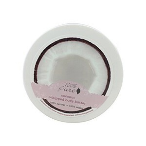 100% Pure Coconut Whipped Body Butter