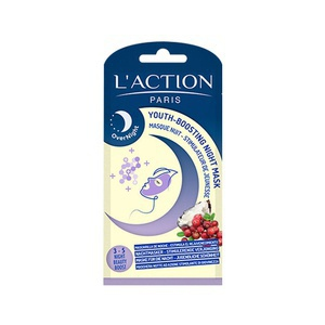 L'Action Paris Youth Boost Night Mask