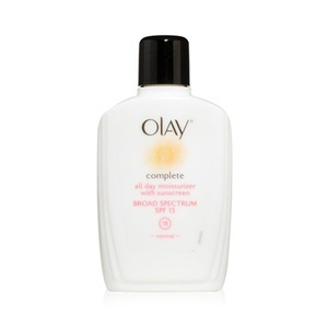 Olay Complete All Day Moisture Cream With Sunscreen Broad Spectrum Spf 15, Sensitive