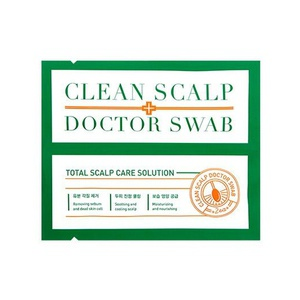 A'Pieu Clean Scalp Doctor Swab