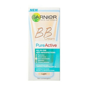 Garnier Pure Active Bb Cream Light