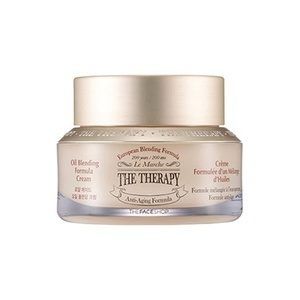 The Face Shop The Therapy Oil Blending Formula Cream