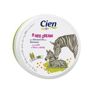 Cien Baby Cream With Almond Oil And Beeswax