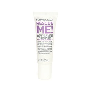 Formula 10.0.6 Rescue Me Acne Blemish Treatment Original Formula