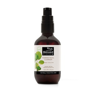 Blessed By Nature Foaming Facial Cleanser