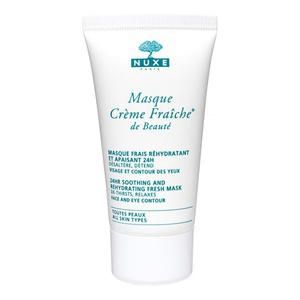 Nuxe Creme Frache De Beaut Soothing And Rehydrating Fresh Mask