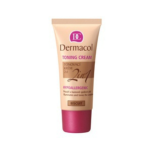 Dermacol Toning Cream 2in1