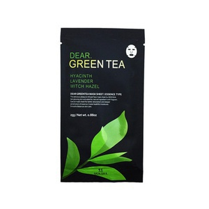 Moksha Dear Green Tea Mask Sheet