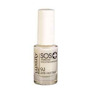 Belita And Vitex Luxury Sos Repairing Nail Elixir 9 In 1