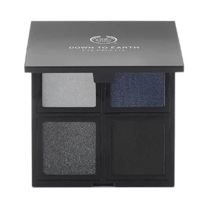 The Body Shop Down To Earth Quad Eye Shadow
