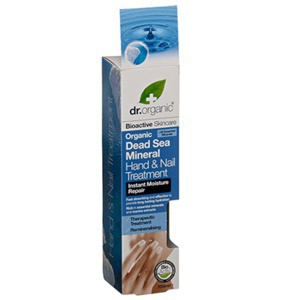 Dr. Organic Dead Sea Mineral Hand & Nail Treatment