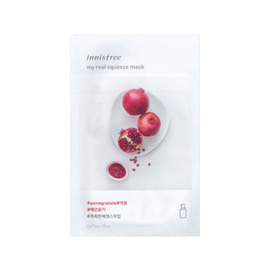 Innisfree My Real Squeeze Mask (Pomegranate)
